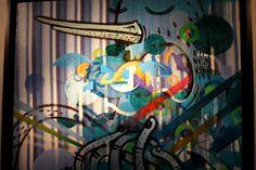 Alëxone // Exposition Alacrite // Galerie Lefeuvre, Paris (2012)
