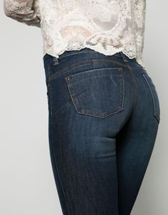 push-up skinny jeans. Discover this and many more items in Bershka with new products every week