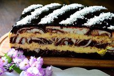 Delikatne, sernikowe, rozpływające się w ustach, tak można określić to ciasto, zachęceni? ... (uhm). To p rawidłowo :)))                    ... Tiramisu, Cheesecake, Food And Drink, Baking, Ethnic Recipes, Kuchen, Cheesecakes, Bakken, Tiramisu Cake
