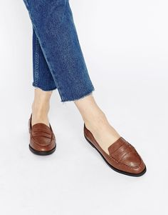 Image 1 ofASOS MINKIE Loafers