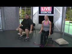 Launchpad: Low-Impact Workouts for Obesity and Limited Mobility (playlist)
