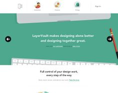21 Examples of Beautiful Color Use in Web Design | Inspiration