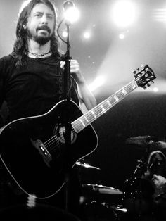 Dave Grohl - yeah, he is the Best!
