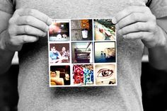 Stickygram - Turning Instagrams into Magnets