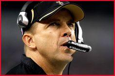 Sean Payton, Head Coach for New Orleans Saints