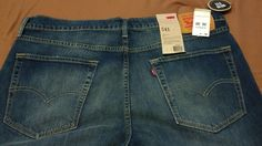 Check out NWT Levis 541 jeans size 32x32 New Athletic Fit  #Levis #Athleticfit http://www.ebay.com/itm/-/262872715448?roken=cUgayN&soutkn=wnO1jo via @eBay