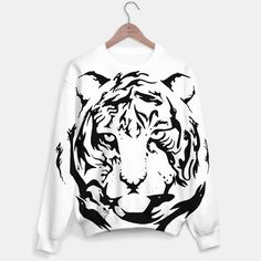 Wild Tiger - Sudadera/Sweatshirt - Comprala aqui/Buy it here - https://liveheroes.com/es/product/show/152224 - varias tallas/some sizes