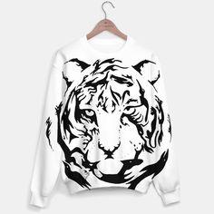 Wild Tiger - Sudadera/Sweatshirt - Comprala aqui/Buy it here - https://liveheroes.com/es/product/show/152224 - varias tallas/some sizes