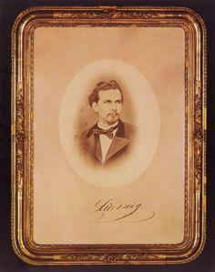 Albert, Joseph:1870  Zu Geschenkzweken von König Ludwig II. signierte Aufnahme