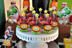 Super Mario Bros Birthday Party Ideas | Photo 53 of 53