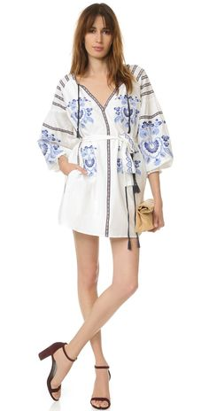 Nicholas N / Nicholas Embroidered Dress | SHOPBOP