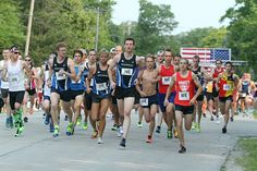Running in the USA great site for local runs