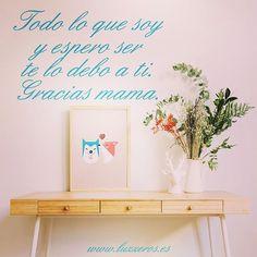 Feliz día a todas las madres y especialmente a ti mamá gracias por hacer que cada día cuente. Te quiero. #felizdiadelamadre #happymothersday