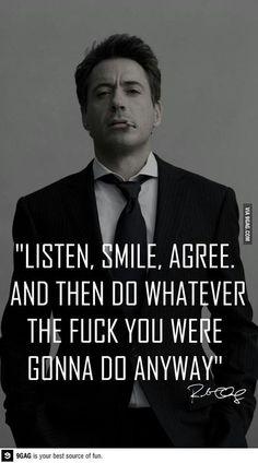 Do whatever -