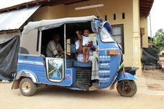 SriLanka car