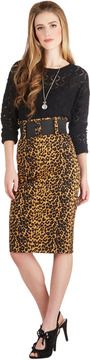 Cool Vibes Skirt in Leopard on shopstyle.com