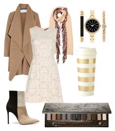 """""""Coffelicious"""" by buzuk-andjela on Polyvore featuring Kate Spade, Harris Wharf London, Burberry, Alexander McQueen, Gianvito Rossi, Style & Co. and Urban Decay"""