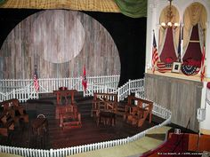 Ford's Theater - Washington, DC (Where President Lincoln was assassinated)
