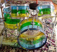 vintage vistalite drum sets - Google Search Zildjian Cymbals, Ludwig Drums, Drums Art, Vintage Drums, Music Beats, Dope Music, Snare Drum, Drum Kits, Musical Instruments