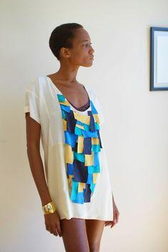 Beautiful dress made @Sarah Zins Apparel - California    #madeintheusa