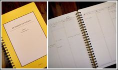How to use a planner and a daily routine printable together to better mainstream your day {simpleorganizedliving.com}