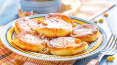 Easy Ideas for Buttermilk Pancakes Recipe Yogurt Pancakes, Buttermilk Pancakes, Pancakes And Waffles, Beignets, Baby Food Recipes, Cooking Recipes, Cake Recipes, Yummy World, Hungarian Recipes