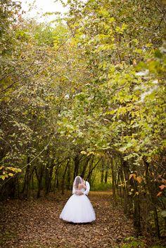 Fall Wedding photography by Evangeline Renee www.evangelinerenee.com