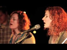 'House Full of Empty Rooms' By Kathleen Edwards, featuring: Sarah Harmer  What a cool concert this would have been. I love Sarah & Kathleen.