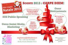 #xsmass #natale2013 #ideeregalo #presents #promotions #sales #coaching