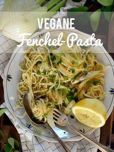 Vegane Fenchel-Pasta Vegane Fenchel-Pasta Related posts: Eine One Pot vegane Pasta mit cremiger Tomatensoße. Gesunde fettarmes Rezept Vegane One Pot Pasta (Asian Style) Vegane Avocado-Pasta mit Kirschtomaten Pasta mit Pilz-Sahne-Sauce und Fenchel Seafood Pasta, Seafood Dinner, Seafood Recipes, Pasta Recipes, Salad Recipes, Vegan Recipes, Drink Recipes, Healthiest Seafood, Italy Food