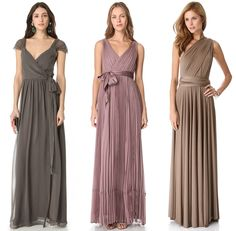 9 Dresses to Wear to a Fall Wedding