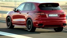 Enthusiast Driven: The new Porsche Cayenne GTS