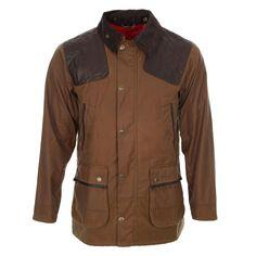 Barbour Covert Jacket - Bark