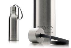 BRAKE - FETES 2014 - Cadeaux d'entreprise / Thermoflask © UP DESIGN