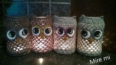 Ugle lykt Knitting Patterns, Owl, Pictures, Knit Patterns, Owls, Knitting Stitch Patterns, Loom Knitting Patterns