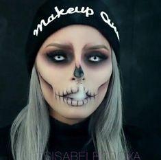 Imagem de Halloween and makeup