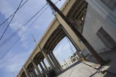6th Street Bridge - Los Angeles