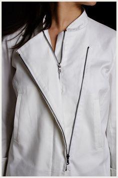 Shannon Reed - Designer Chef Jacket - Women's Moto