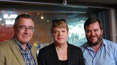Eddie Izzard, Gareth Owen and Michael Williams investigate the humanitarian impulse.