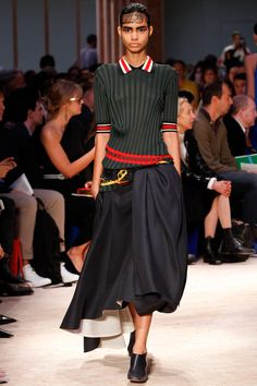 Céline Spring 2014 Ready-to-Wear Collection Slideshow on Style.com