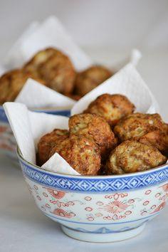 moksha.hu | Fasírt-mánia: 3+1 sütőben sült húsgolyó, amit a fiaim imádnak Tandoori Chicken, Ethnic Recipes, Food, Hoods, Meals