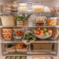 Refrigerator Organization, Home Organization, Organizing, Organized Fridge, Refrigerator Storage, Healthy Fridge, Healthy Eating, Nutrition, Mets