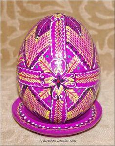 Ukrainian Hand Painted Big Wooden Pysanka Easter Egg Pysanky from Ukraine | eBay