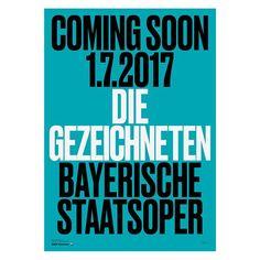 Bayerische Staatsoper Season 2016/2017 #bureauborsche #mirkoborsche