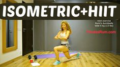 RU76-Isometric Exercises And HIIT Cardio Intervals 30 Minute Home Total ...