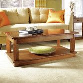 Found it at Wayfair - Ascend Coffee Table Set