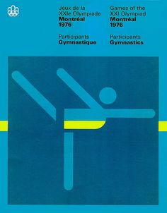 Games of the XXI Olympiad Montreal 1976 ~ Participants Gymnastics by Striderv, via Flickr