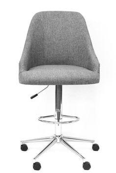 SAF6680 Safco Soft Tough Economy Workbench Drafting Chair