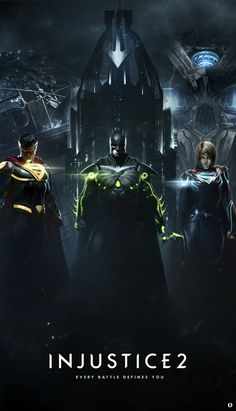 Injustice 2 by KindratBlack.deviantart.com on @DeviantArt