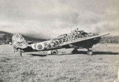 Kawasaki Ki-45 army type 2 two-seat fighter Toryu \